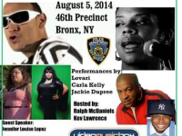46th Precinct National Night Out Next Wednesday