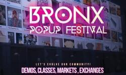 Bronx Pop Up Festival