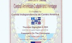 Central American Culture & Heritage