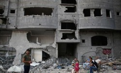 Northern Gaza Strip (AFP/Getty Images)