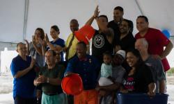 Bronx Bonding Experience: Ice Bucket Challenge Edition
