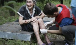 Red Cross Ukraine Relief Efforts Approved