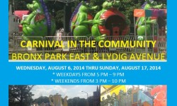 Come One, Come All – Carnival in the Community