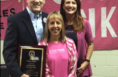 2014 US Peace Memorial Peace Prize Awarded to CODE PINK