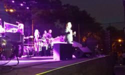 Music Legend makes history performing at Morris Park's Loreto Park