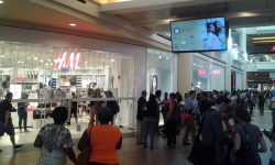 Opening Day Madness: H & M Edition