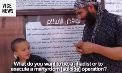 You Won't Believe How ISIS Recruits Kids