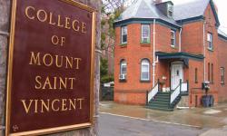 College of Mt. St. Vincent Freshman Launches College Application Process App