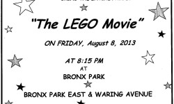 Movies Under the Stars – Bronx Park East