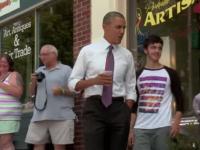 President Obama On Main Street