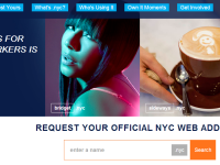 Mayor de Blasio & Councilman Vacca Call On New Yorkers And Local Businesses To Reserve a .NYC Web Address
