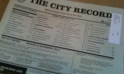 Two City Govt Transparency Bills Become Law, Public-Private Partnership Created To Release City Record Data