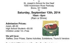 St Joseph's BBQ Celebration