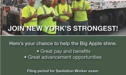 NYC DOS Job Opportunity