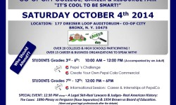 CO-OP City College, Career & Resource Fair 10/4/14