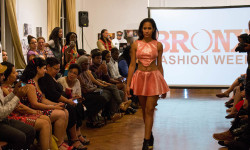 Strutting Down the Catwalk with Bronx Fashion Week