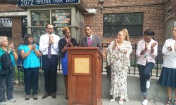 Council Member Torres & Chair Olatoye Announce $3 Million Dollar Investment in Parkside Houses with Community Stakeholders