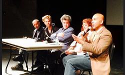 BP Diaz at Yes! The Bronx Film Festival