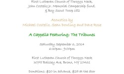 A Night of A Capella & Acoustic Music