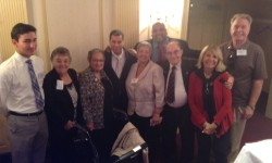 State Dem Committee Mtg: Dems Choose Fmr. Gov. David Paterson As State Chair