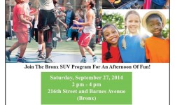 Join SUV- STAND UP TO VIOLENCE this Saturday 9/27 for a BBQ Cookout!