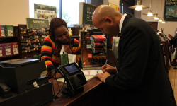 Tour de Bronx, Hon. Aurelia Greene Day, Barnes & Noble