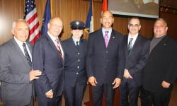 BP Diaz Hosts Italian-American Heritage Celebration, Honors Sen. Al D'Amato