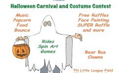 Halloween Carnival & Costume Contest
