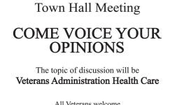 American Legion Town Hall Meeting