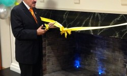 Congressman Serrano Helps Inaugurate New Home for Center for Sustainable Energy