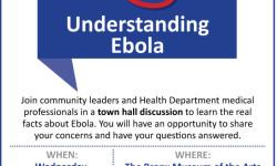BP Ruben Diaz Jr. Announces Town Meeting on Ebola Oct 29