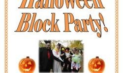 BPECA Halloween Block Party 10/25/14