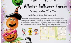 2nd Annual Allerton Halloween Parade