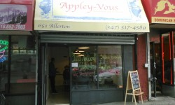 Grand Opening – Appley-Vous Juice Bar