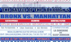 C-Ball November 1st Event (Bronx vs Manhattan)