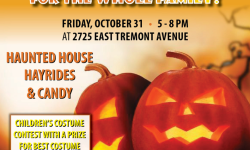 Westchester Square celebrates Halloween