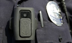 One of many possible body cameras for the NYPD
