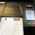 NYC ELECTRONIC VOTE SCANNER Machine