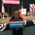 In support of total equality for women and ALL