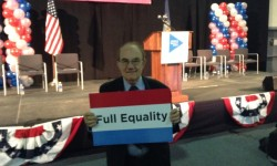 Lewis Goldstein In support of total equality for women and ALL.
