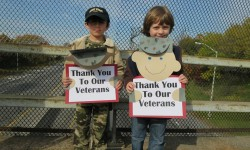 30th Annual Veterans Parade Honors Those Who Serve and Those Who Serve Veterans