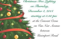 2014 VAN NEST NEIGHBORHOOD ALLIANCE – SECOND CHRISTMAS TREE LIGHTING