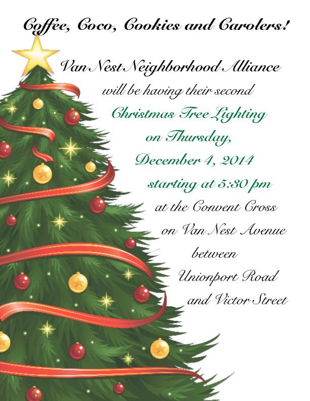 2014 Christmas Tree Lighting