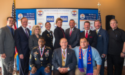 Local Veterans Honored by Bronx Chamber of Commerce