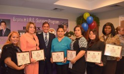 Meet the First Graduates of Bronx H.I.R.E. Survior Program