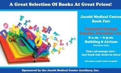 Billy Books Slide Fall 2014 Jacobi Medical Center Extended
