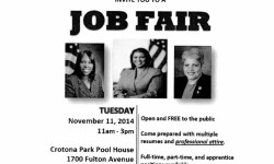 Job Fair – November 11th