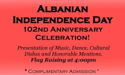 Assemblyman Mark Gjonaj Celebrates 102 Years of Albanian Independence