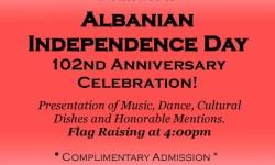 Assemblyman Mark Gjonaj Celebrates 102 Years of Albanian Independence