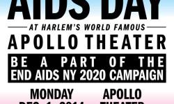 World AIDS Day Event – Monday December 1, 2014